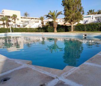 Ampliación temporada de piscina / Verlängerung der Schwimmbadsaison / Extension of the pool season